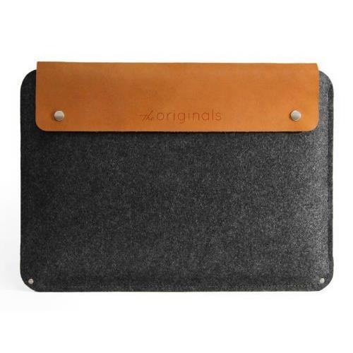 Mujjo 【Macbook Pro 13インチ用スリーブ型ケース】 ブラウン MJ-0209