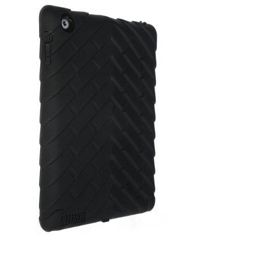 Gumdrop Drop Tech Series iPad(第2-4世代)レイヤーケース ブラック/ブラック_0