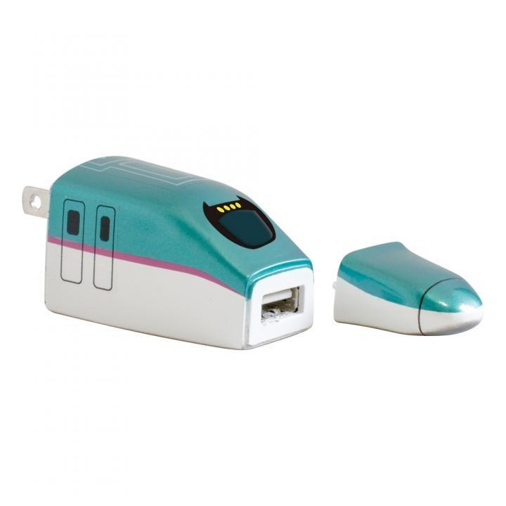 スマ鉄 E5系 はやぶさ USBチャージャー_0