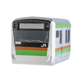 スマ鉄 E233系 湘南新宿ライン USBチャージャー