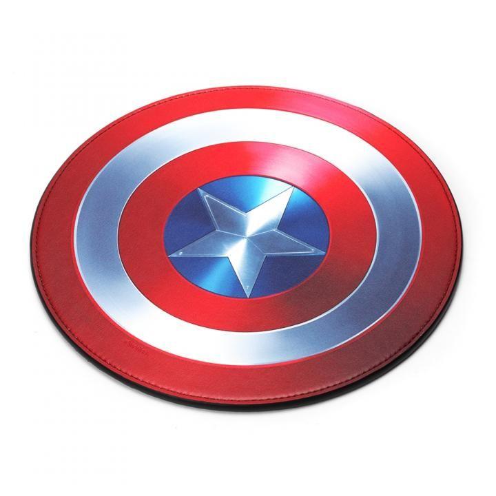 マウスパッド キャプテン・アメリカ_0