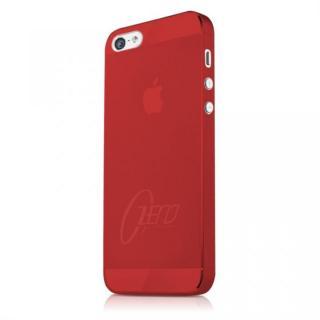 Zero.3 レッド iPhone SE/5s/5ケース