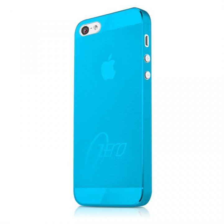 Zero.3 ブルー iPhone SE/5s/5ケース