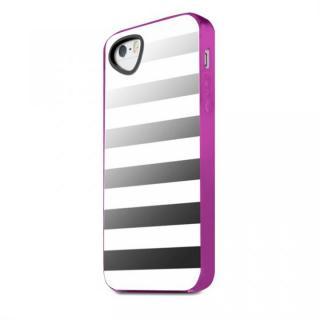 Killer Chic iPhone5c ホワイトストライプ02