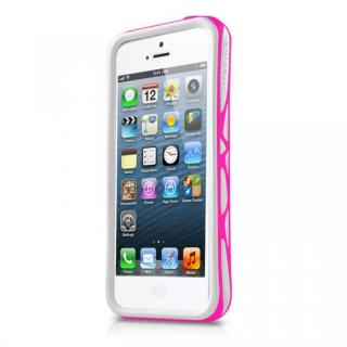 Venum ホワイト/ピンク iPhone SE/5s/5ケース