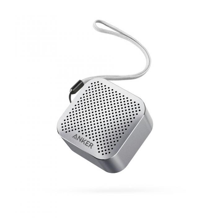 Anker SoundCore nano 超コンパクト Bluetoothスピーカー スペースグレー