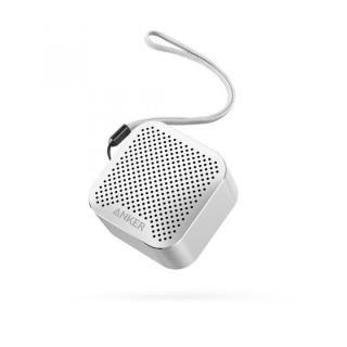 Anker SoundCore nano 超コンパクト Bluetoothスピーカー シルバー