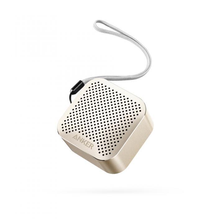 Anker SoundCore nano 超コンパクト Bluetoothスピーカー ゴールド_0