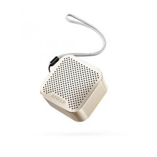 Anker SoundCore nano 超コンパクト Bluetoothスピーカー ゴールド