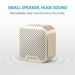 Anker SoundCore nano 超コンパクト Bluetoothスピーカー ゴールド_1