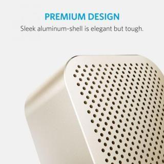 Anker SoundCore nano 超コンパクト Bluetoothスピーカー ゴールド_2
