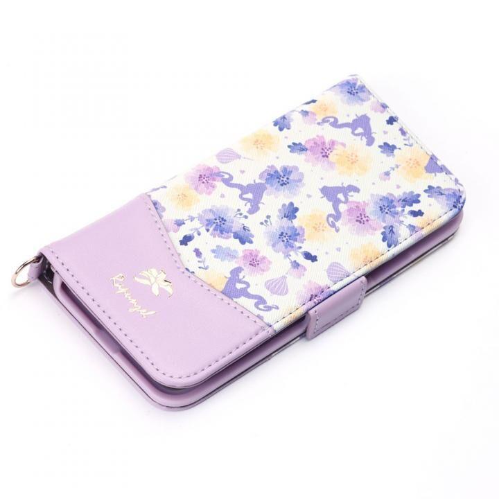 【iPhone XS/Xケース】ディズニー 手帳型ケース ラプンツェル iPhone XS/X_0
