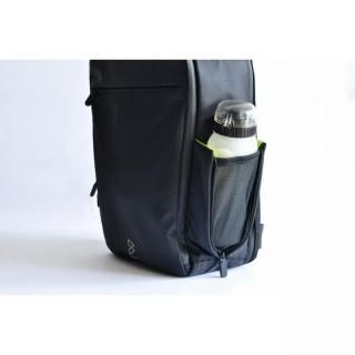 多機能バッグ「Quiver」 ブラック/ピンク_9