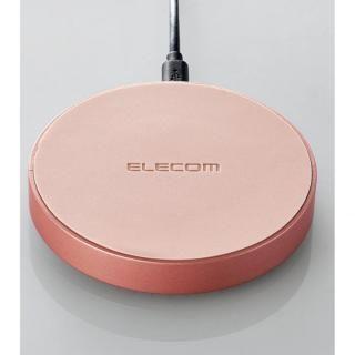 Qi規格対応ワイヤレス充電器 5W W-QA02 ゴールド