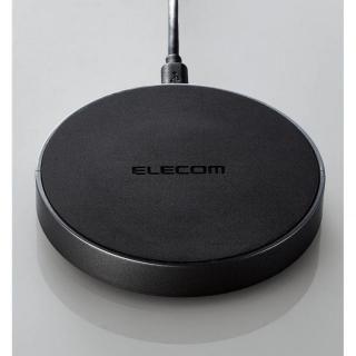 Qi規格対応ワイヤレス充電器 5W W-QA02 ブラック