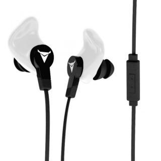 自分の耳専用 カスタムイヤホン DECIBULLZ ホワイト