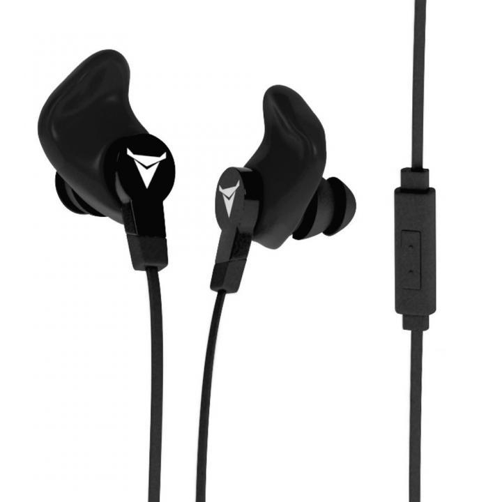 自分の耳専用 カスタムイヤホン DECIBULLZ ブラック