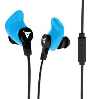 自分の耳専用 カスタムイヤホン DECIBULLZ ライトブルー