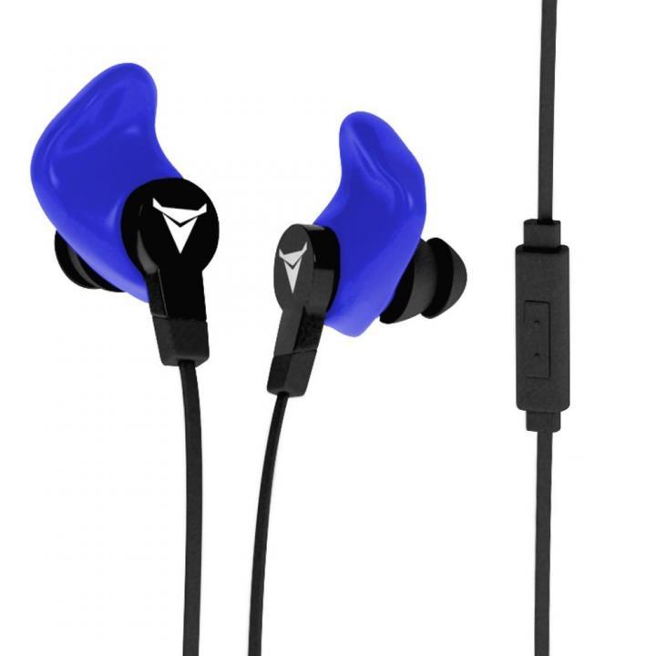 自分の耳専用 カスタムイヤホン DECIBULLZ ブルー_0