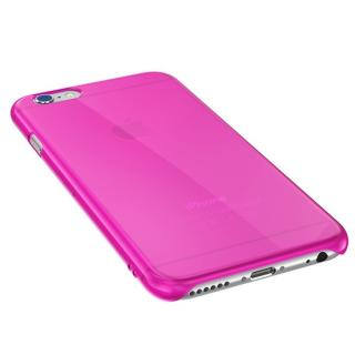 【iPhone6ケース】ウルトラスリム 0.5mm クリアハードケース ピンク iPhone 6_1