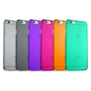 【iPhone6ケース】ウルトラスリム 0.5mm クリアハードケース ピンク iPhone 6_6