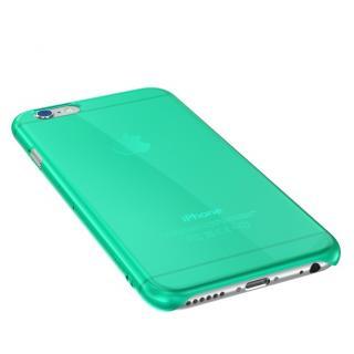【iPhone6 Plusケース】ウルトラスリム 0.5mm クリアハードケース グリーン iPhone 6 Plus_2