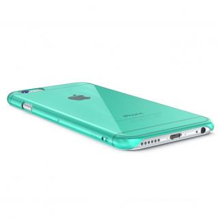 【iPhone6 Plusケース】ウルトラスリム 0.5mm クリアハードケース グリーン iPhone 6 Plus_3