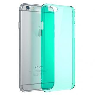 【iPhone6 Plusケース】ウルトラスリム 0.5mm クリアハードケース グリーン iPhone 6 Plus_4