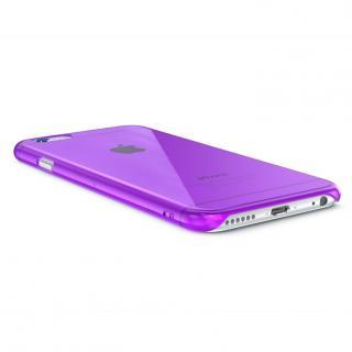 【iPhone6ケース】ウルトラスリム 0.5mm クリアハードケース パープル iPhone 6_3