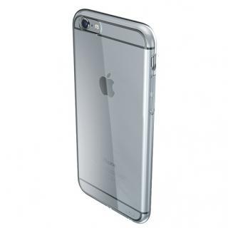 【iPhone6ケース】ウルトラスリム TPUクリアケース パープル iPhone 6_2