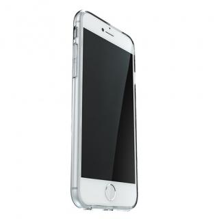 【iPhone6ケース】ウルトラスリム TPUクリアケース パープル iPhone 6_3