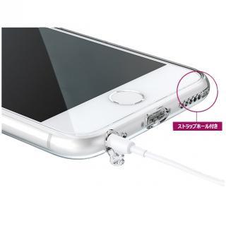 【iPhone6ケース】ウルトラスリム TPUクリアケース パープル iPhone 6_4