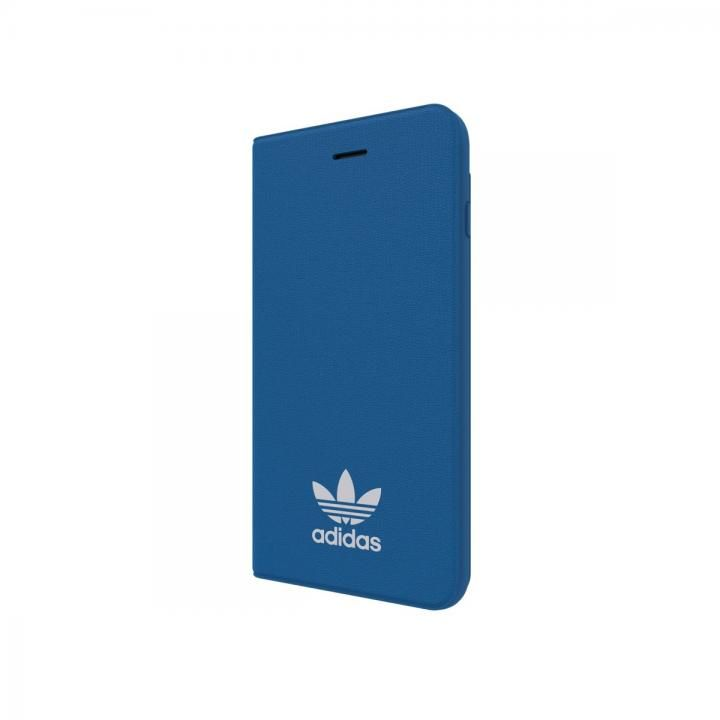 iPhone8 Plus/7 Plus ケース adidas Originals TPU手帳型ケース ブルーバード/ホワイト iPhone 8 Plus/7 Plus/6s Plus/6 Plus_0