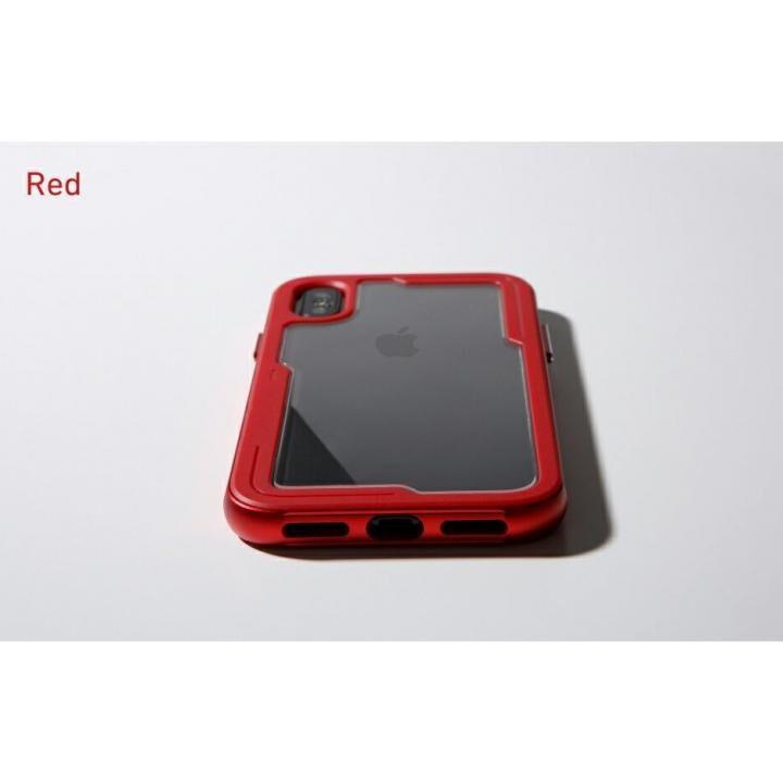 iPhone XR ケース Deff TOUGH BUMPER レッド iPhone XR_0