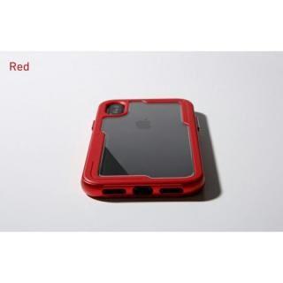 iPhone XR ケース Deff TOUGH BUMPER レッド iPhone XR