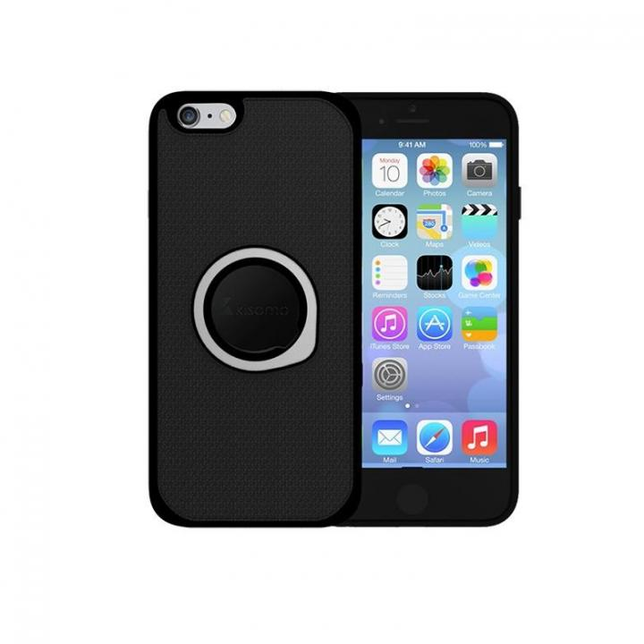【iPhone6s/6ケース】自転車取付型ケース ViDA ブラック iPhone 6s/6_0