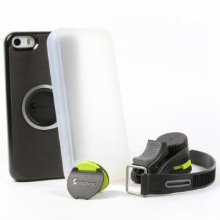 【iPhone6s/6ケース】自転車取付型ケース ViDA ブラック iPhone 6s/6_7