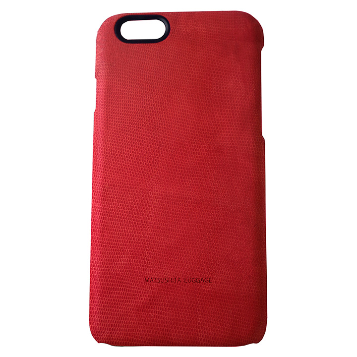 iPhone6s/6 ケース エチオピアハイランドレザーケース レッド iPhone 6s/6_0