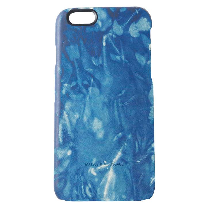 iPhone6s/6 ケース エチオピアハイランドレザーケース インディゴ iPhone 6s/6_0