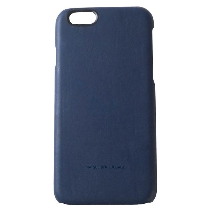 iPhone6s/6 ケース エチオピアハイランドレザーケース ネイビー iPhone 6s/6_0