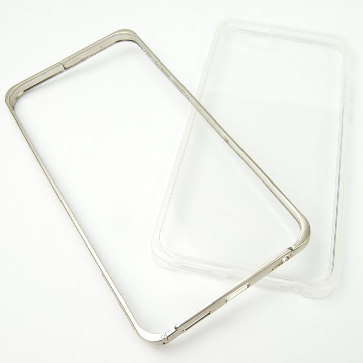 iPhone6 ケース GRAVITY ハイブリッドバンパー クリア iPhone 6_0