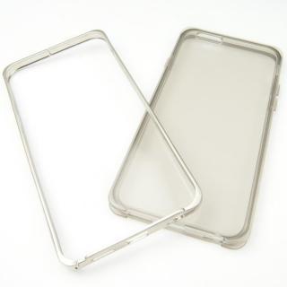 GRAVITY ハイブリッドバンパー スモーク iPhone 6