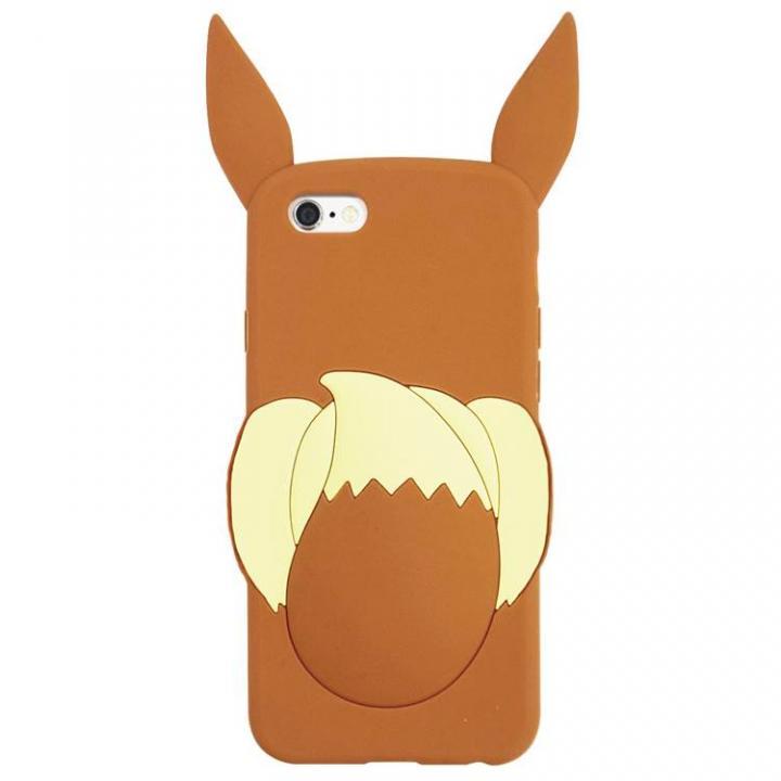 iPhone6 ケース ポケットモンスター ソフトケース イーブイ  iPhone 6s/6_0