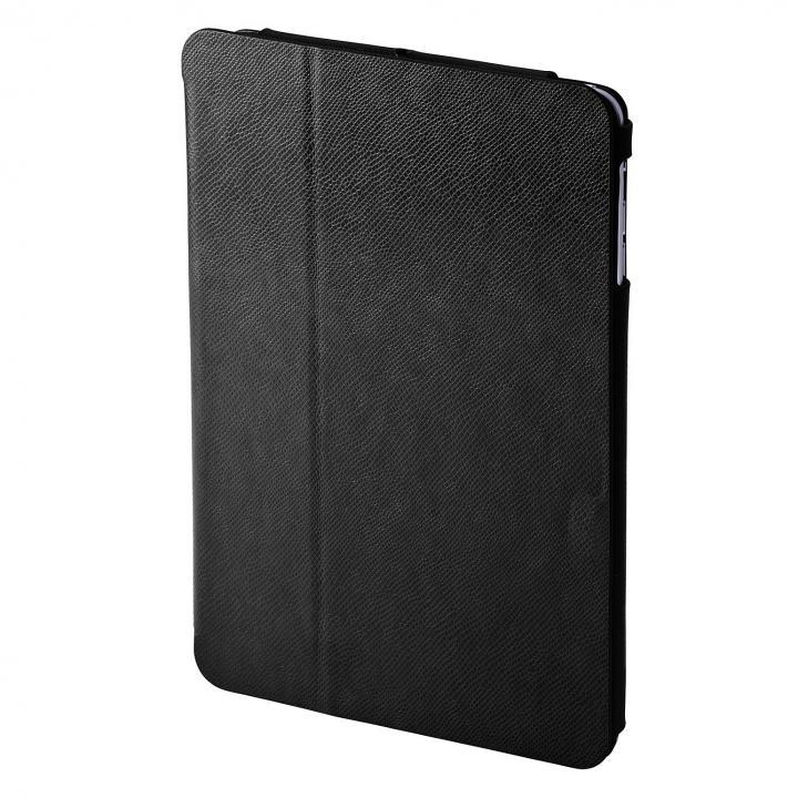 PRECISION iPad mini/2/3対応 PUレザーケース ブラック