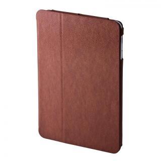 PRECISION iPad mini/2/3対応 PUレザーケース チョコレート