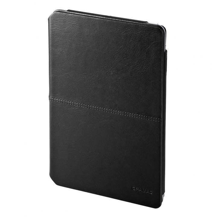 GRAMAS Tablet Leather Case TC484BK  ブラック iPad mini/2/3ケース_0
