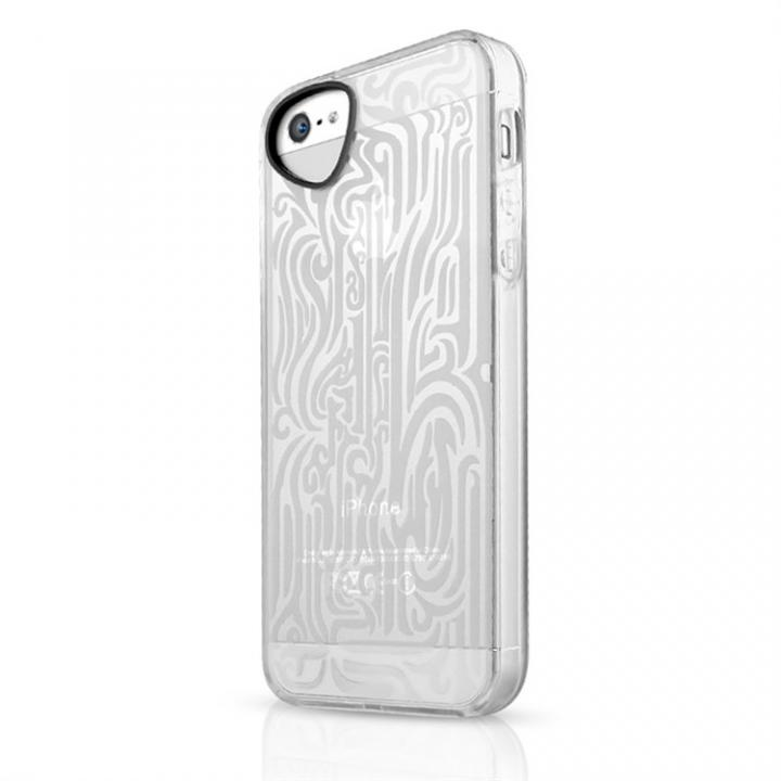 iPhone SE/5s/5 ケース Ink iPhone SE/5s/5 ホワイト_0