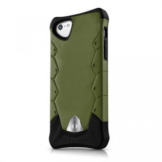【iPhone SE/5s/5ケース】Inferno iPhone SE/5s/5 グリーン