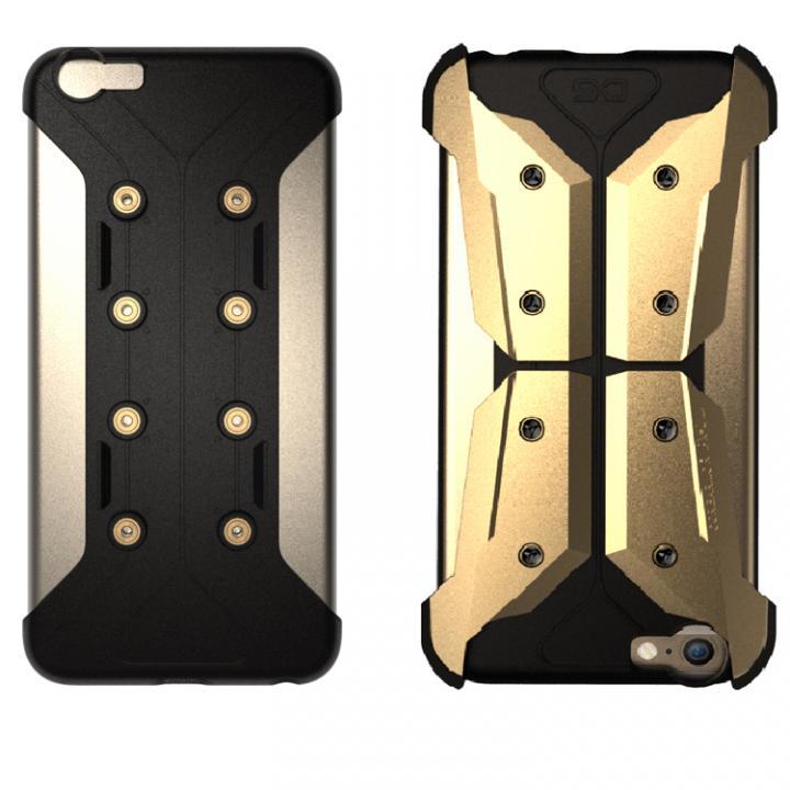 iPhone6s/6 ケース CORE SUIT Armaor Metal Delux ゴールド iPhone 6s/6_0
