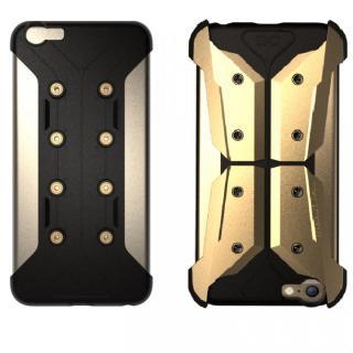 iPhone6s/6 ケース CORE SUIT Armaor Metal Delux ゴールド iPhone 6s/6